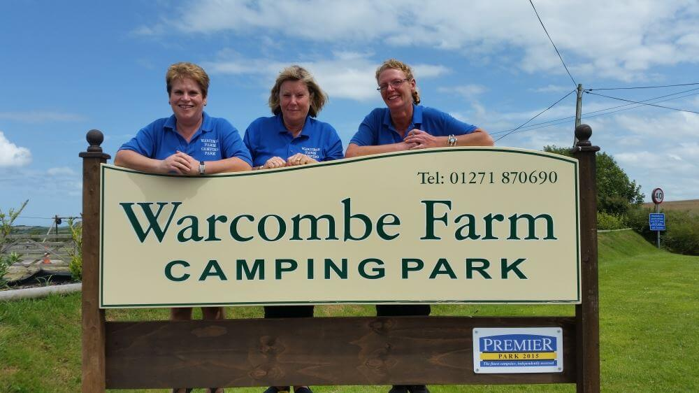 An ideal location for all those looking to be caravanning and camping in Devon