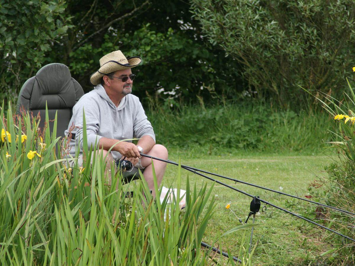 Fishing Holidays - Camping in North Devon