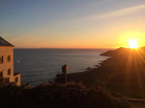 Mortehoe Sunset